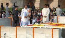 Gandhi Jayanti, Mahatma Gandhi, Rajghat, Narendra Modi