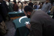 Bomb blast in Jamrud