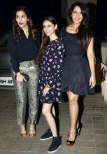 Sophie Chowdry, Aditi Rao Hydari, Richa Chadda
