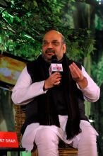 Amit Shah at Agenda Aaj Tak 2014
