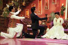 Shah Rukh Khan, Kajol, Kapil Sharma
