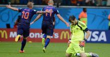 Robben & Casillas