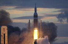 NASA Orion launch