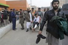 Student injured in Taliban attack in Peshawar