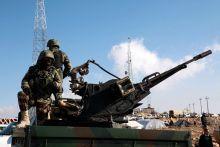 Kurdish forces take Mount Sinjar