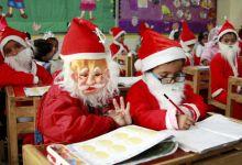 Christmas Day celebrations, Santa Claus