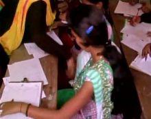 Cheating in Bihar exams