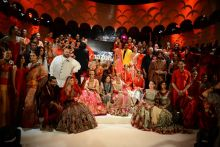 25th edition of Amazon India Fashion Week