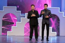 Manish Paul, Karan Johar