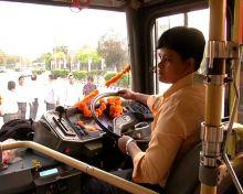 Meet Sarita, DTC's first woman driver