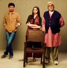 Irrfan, Deepika Padukone, Amitabh Bachchan