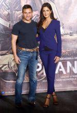 Saif Ali Khan and Katrina Kaif at Phantom trailer launch