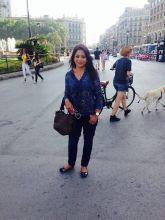 Indrani Mukerjea Facebook profile