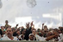 Stampede at Haj pilgrimage