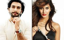 Ranveer Singh and Vaani Kapoor in Befikre