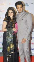 Genelia and Riteish Deshmukh at the 17th Mumbai Film Festival