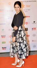 Huma Qureshi at the 17th Mumbai Film Festival