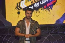 Arjun Kapoor: The Gunday actor made his television debut with the seventh season of Khatron Ke Khiladi. He replaced ace director Rohit Shetty who couldn't do the show because of his busy schedule. The actor has already wrapped up shooting for the show in