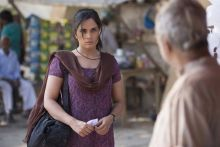 Richa Chadha in a still from Masaan
