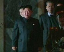 North Korea's new leader Kim Jong-un