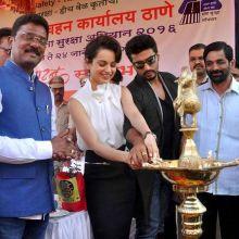 Kangana Ranaut and Arjun Kapoor