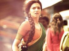Deepika Padukone in a still from Chennai Express