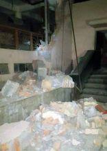 Quake hits Northeast India