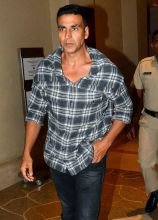 Akshay Kumar at Airlift promotions