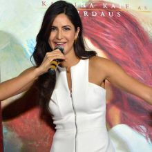 Katrina Kaif at Fitoor trailer launch