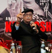 Shatrughan Sinha book launch, Anything but Khamosh