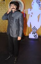 Television actor Jiten Lalwani who also has a prominent role in the show is also seen at the launch of Krishnadasi.