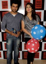 Juhi Parmar and Sachin Shroff mark their presence at Additi Malik's birthday bash.