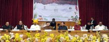 Modi inaugurates orchid display and seasonal flowers exhibition in Sikkim