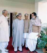 Mufti Mohammad passes away at 79