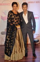 Mugdha Godse and Vikram Phadnis