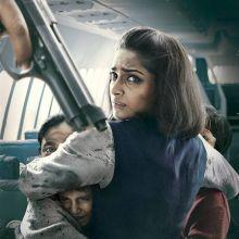 Sonam Kapoor in a poster of Neerja