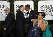Channing Tatum, Jenna Dewan-Tatum, Will Smith and Jada Pinkett Smith