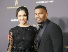 Jamie Foxx and Corrine Foxx