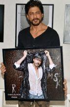Shah Rukh Khan at Dabboo Ratnani's calendar launch
