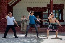 Sidharth Malhotra in New Zealand