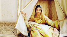 Deepika Padukone in a still from Bajirao Mastani