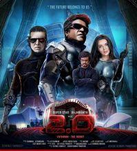 Rajinikanth, Akshay Kumar, Amy Jackson in fan-made poster.