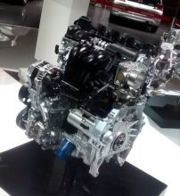 1.5L Direct Injection DOHC i-VTEC Engine
