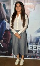 Bhumi Pednekar at Neerja's screening