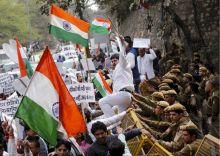 JNU protest