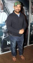 Aamir Khan at Neerja screening