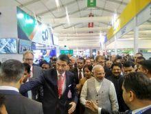 Narendra Modi inaugurates Make in India week