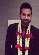 Irfan Pathan marries Safa Baig