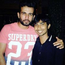 Jay Bhanushali also made it to the do.