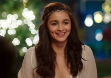 Alia Bhatt in a still from Kapoor and Sons